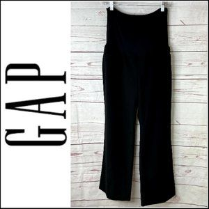 *3/$18*Gap Maternity Modern Boot Dress Pants